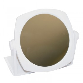 MIROIR BLANC DOUBLE FACE