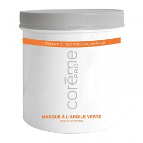 MASQUE ARGILE COREME 500ML