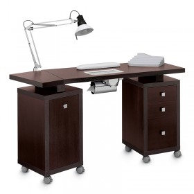 TABLE MANUCURE KENNEDY + ASPIRATION WENG