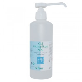 GEL D'HYGIENE ANTISEPTIQUE NPC 500 ML