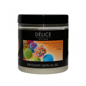 EXFOLIANT DIVIN AU SEL LOLLIPOP 350G