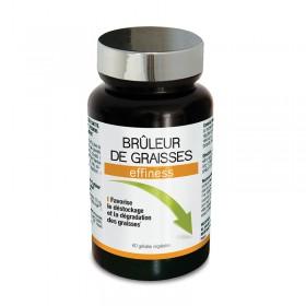 EFFI NUTRI BRULEUR GRAISSES 60 GELULES