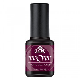 VERNIS WOW LCN N°10 PURPLE DEVOTION 8 ML
