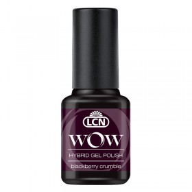 VERNIS WOW LCN N°11 BLACKB. CRUMBLE 8 ML