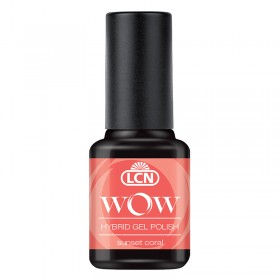VERNIS WOW LCN N°16 SUNSET CORAL 8 ML