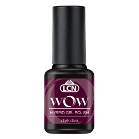 VERNIS WOW LCN N°25 DARK DIVA  8 ML