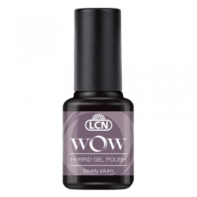 VERNIS WOW LCN N°28 LOVELY PLUM 8 ML