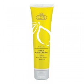 CITRUS FOOT CREAM 100ML LCN