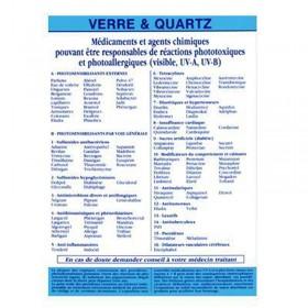 PANNEAU MEDICAMENTS UV