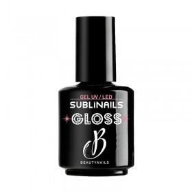 GEL UV BN SUBLINAILS GLOSS 15ML
