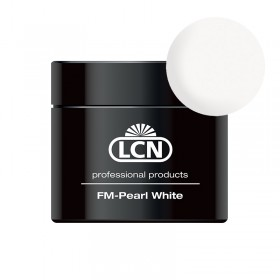 FM COLOR PEARL WHITE GEL 15ML