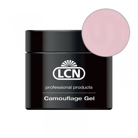 GEL CAMOUFLAGE SOFT ROSE 5ML