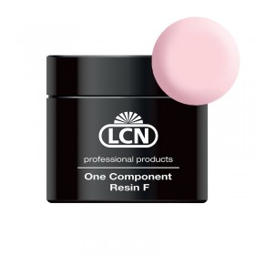 GEL ONE COMPONENT RESIN F PINK 20 ML LCN