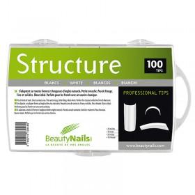 STRUCTURE BLANC PAR 100 TIPS