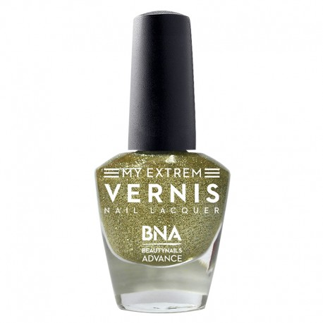 VERNIS BN N°108 GOLDEN STAR GLITTER 12ML