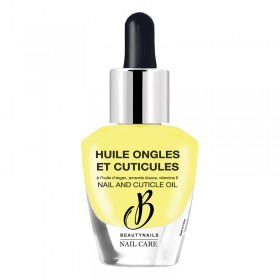 HUILE ONGLES ET CUTICULES 12ML BN