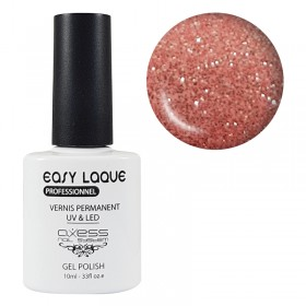 VERNIS UV PERMANENT GLITTER AXESS N°183