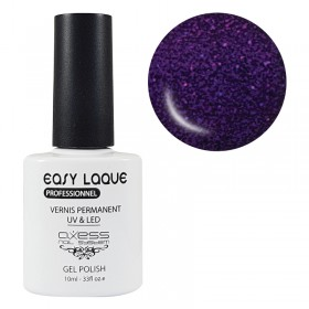 VERNIS UV PERMANENT GLITTER AXESS N°186