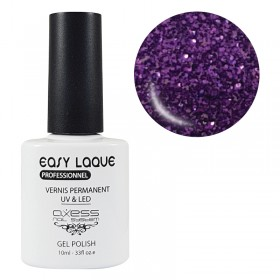 VERNIS UV PERMANENT GLITTER AXESS N°192
