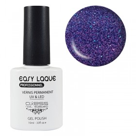 VERNIS UV PERMANENT GLITTER AXESS N°218