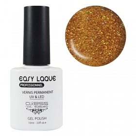 VERNIS UV PERMANENT GLITTER AXESS N°219