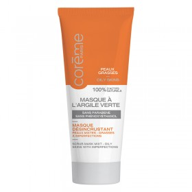 MASQUE ARGILE COREME 100ML