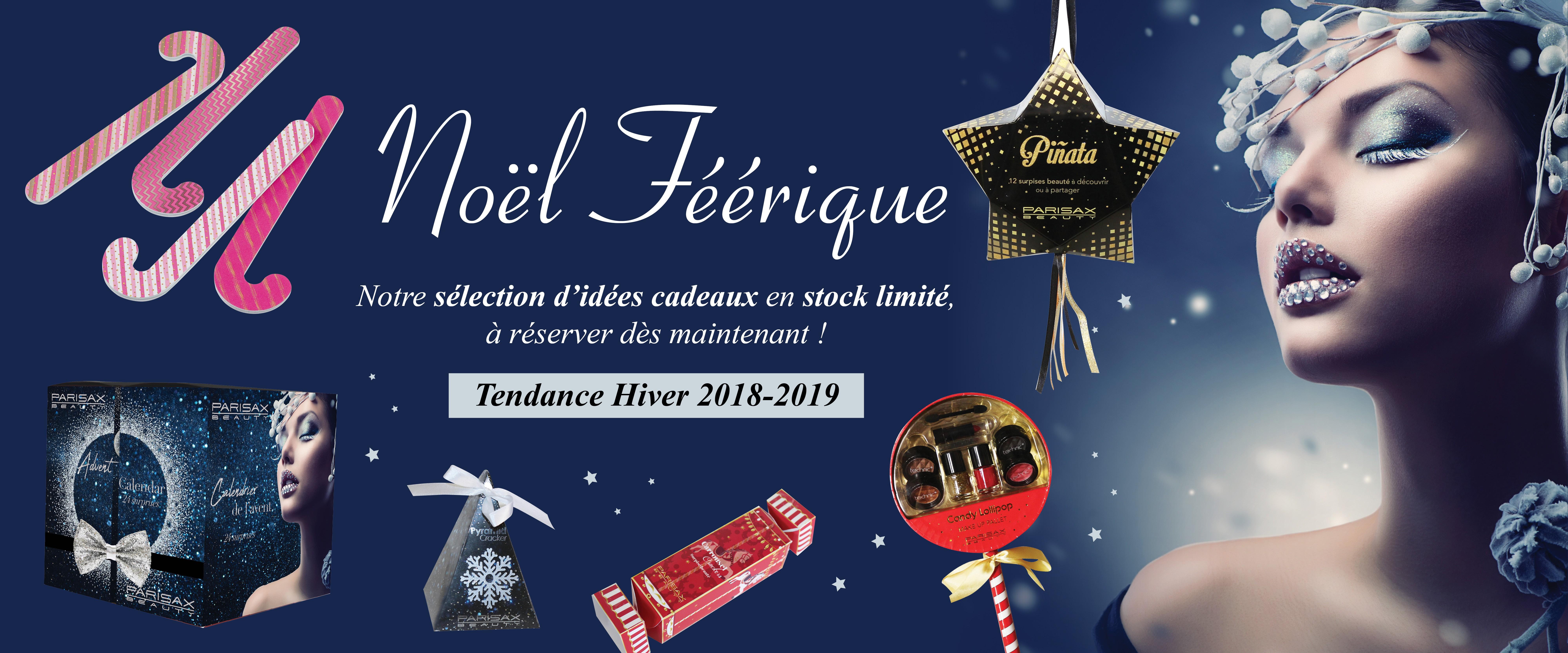 Colelction Noël Féérique 2018