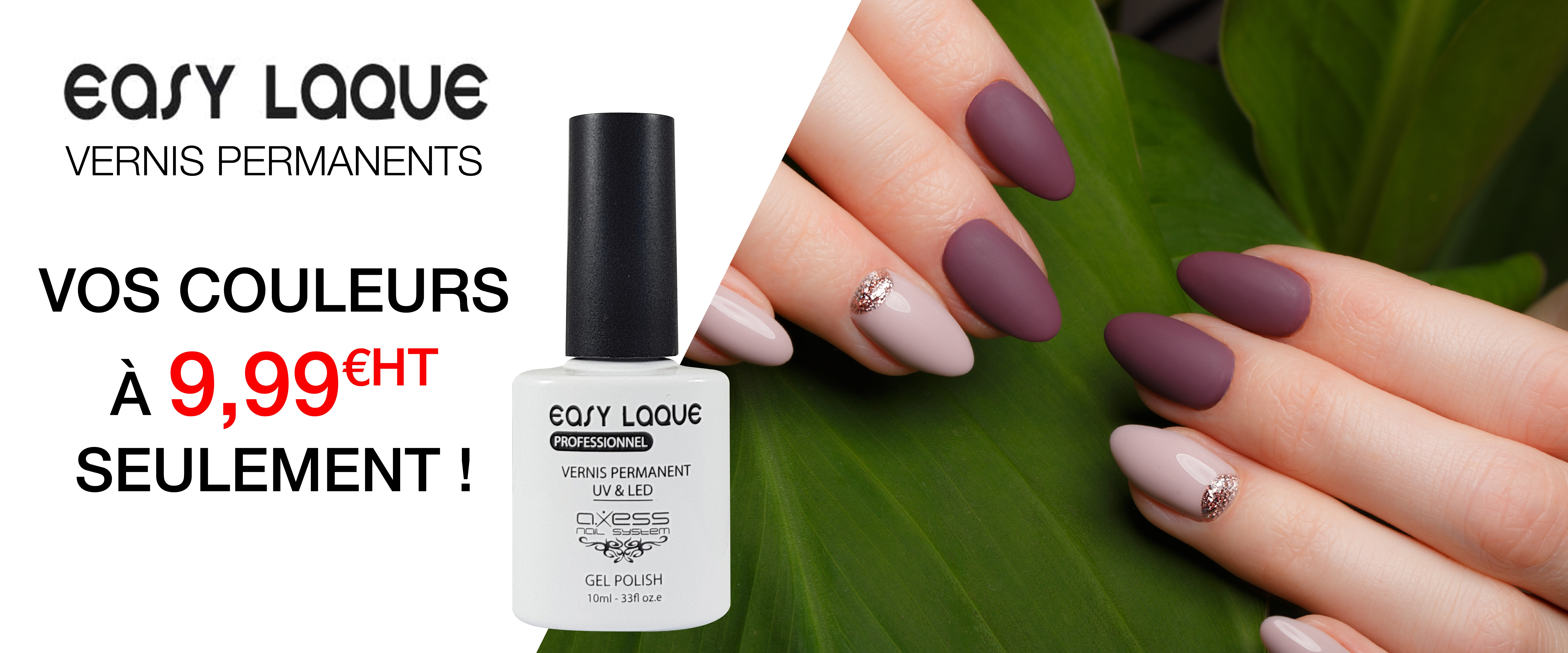 VERNIS PERMANENTS EASY LAQUE